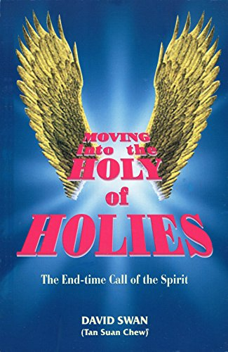 9789839985320: Moving Into the Holy of Holies: The End-time Call of the Spirit