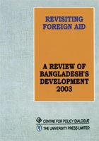 Revisiting Foreign Aid (A Review of Bangladesh's: Rehman Sobhan, M.