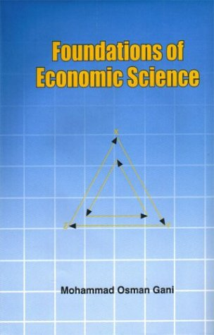 9789843206558: Foundations of Economic Science