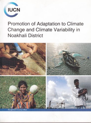 9789843339379: Promotion of Adaptation to Climate Change and Climate Variability in Noakhali District