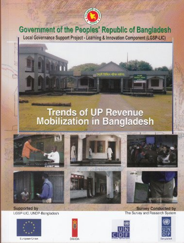 9789843357496: Trends of UP (Union Parished) Revenue Mobilization in Bangladesh