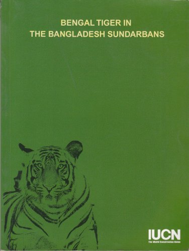 Bengal tiger in the Bangladesh Sundarbans