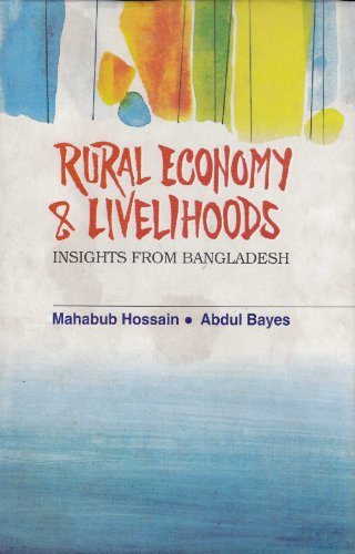 9789848810064: Rural Economy & Livelihoods: Insights from Bangladesh