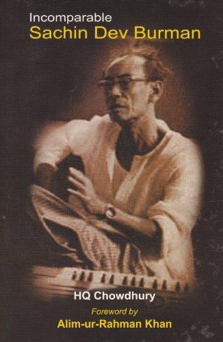 9789848869154: Incomparable Sachin Dev Burman