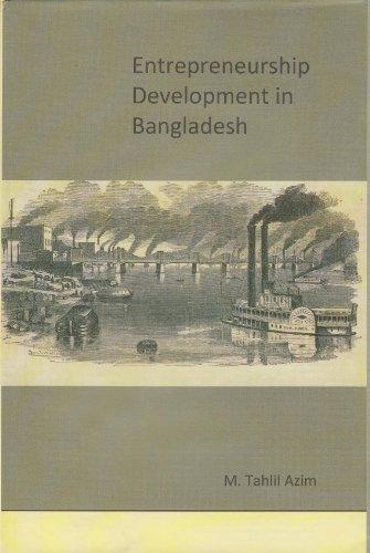 9789848920084: Entrepreneurship Development in Bangladesh
