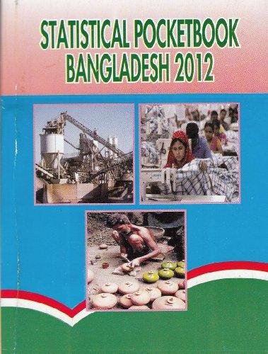 9789849005544: Statistical Pocketbook of Bangladesh-2012