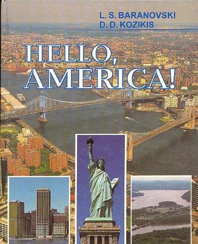 9789850602749: Hello, America! / Zdravstvuy, Amerika!