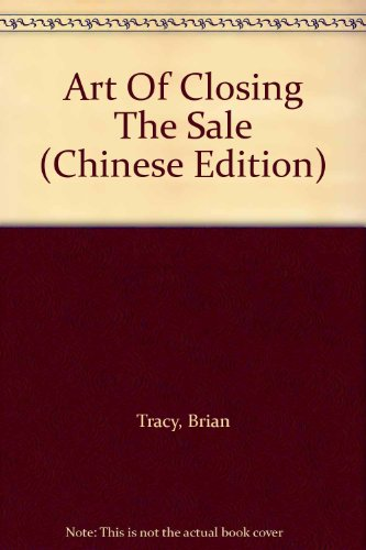 9789861850597: Art Of Closing The Sale (Chinese Edition)