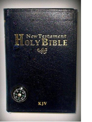 Holy Bible, New Testament, King James Version: KJV