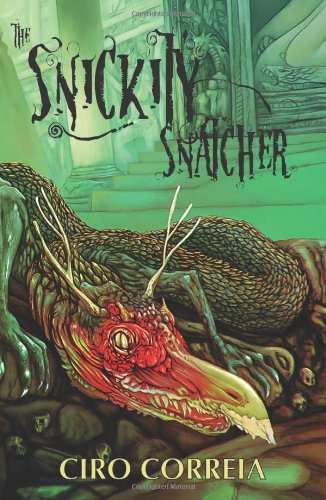 9789868886728: The Snickitysnatcher