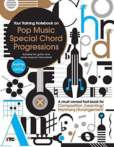 9789868990357: Your Training Notebook on Pop Music Special Chord ...