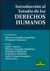 9789870112785: INTRODUCCION AL ESTUDIO DE LOS DERECHOS HUMANOS (Spanish Edition)