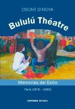 9789870239789: BULULU THEATRE