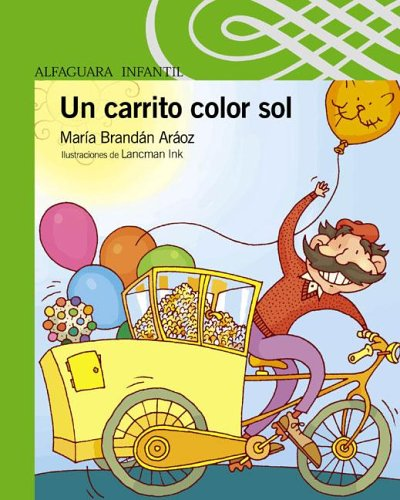 9789870400578: Un Carrito Color Sol (Spanish Edition)