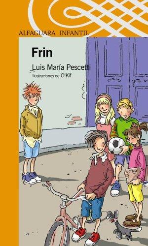 9789870400691: Frin (Spanish Edition)