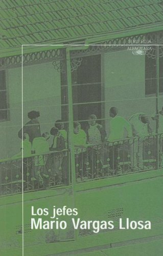 9789870400974: Los Jefes (Serie Roja Alfaguara)