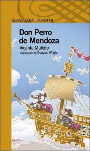 9789870403135: Don Perro de Mendoza (Spanish Edition)