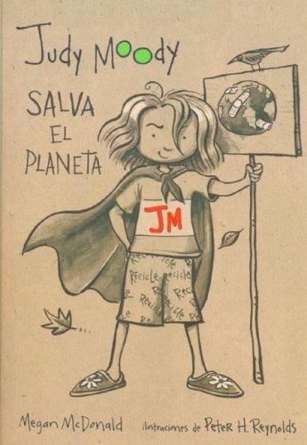 9789870404620: Judy Moody Salva El Planeta