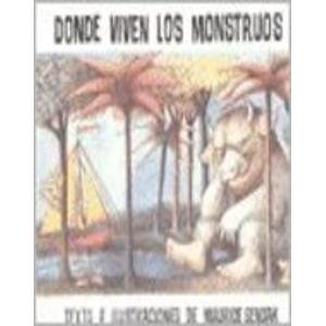 9789870407522: Donde Viven Los Monstruos/Where the Wild Things Are