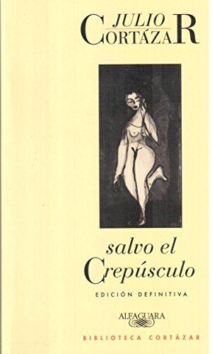 9789870411918: Salvo el Crepusculo (Em Portuguese do Brasil)