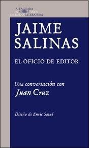 OFICIO DEL EDITOR,EL: Salinas, Jaime