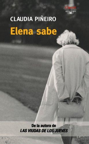 9789870701248: Elena sabe/ Elena Knows