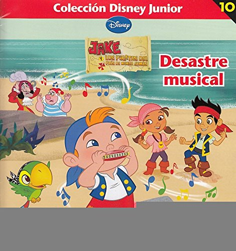 9789870716822: Jake y Los piratas del Nunca Jamás : desastre musical