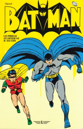 9789870717188: BATMAN - LAS PRIMERAS 100 HISTORIETAS VOL 8 - Comic in Spanish