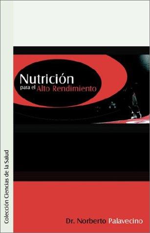 9789871022540: Nutricisn Para El Alto Rendimiento