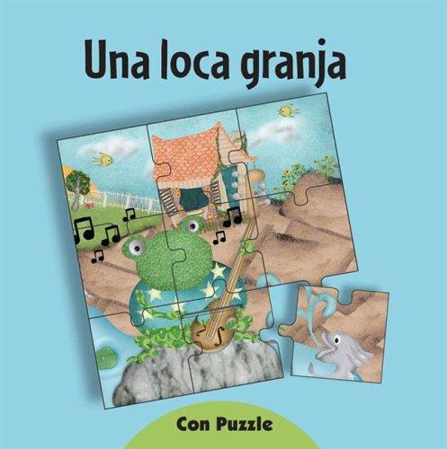 Una Loca Granja - Con Puzzle (Spanish: Javier Gonzalez, Lucia