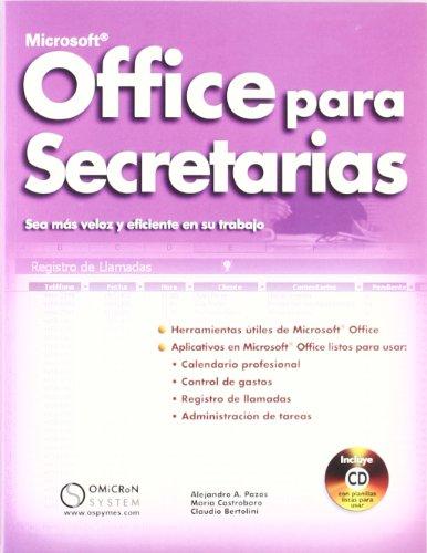9789871046287: Office Para Secretarias (Spanish Edition)