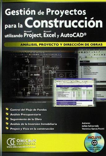 9789871046539: Gestion de Proyectos Para La Construcion (Spanish Edition)