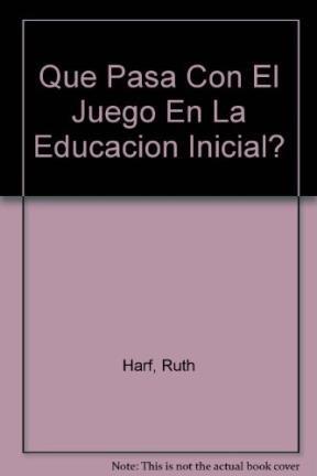 Que Pasa Con El Juego En La: Ruth Harf, Fabrizio