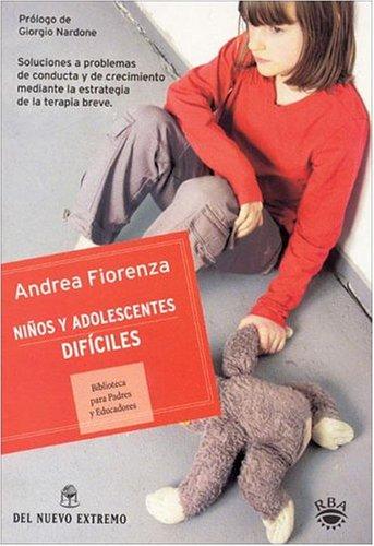 9789871068470: Ninos y Adolescentes Dificiles (Spanish Edition)