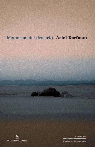 9789871068616: Memorias del Desierto (Spanish Edition)