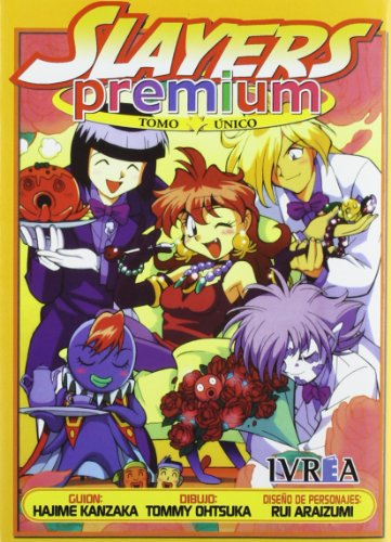 9789871071876: Slayers: Premium