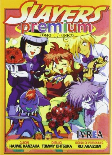 9789871071876: Slayers Premium (Spanish Edition)