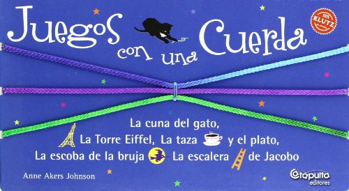 9789871078134: Juegos Con Una Cuerda (Spanish Edition)