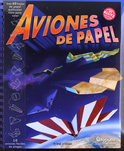9789871078448: Aviones De Papel