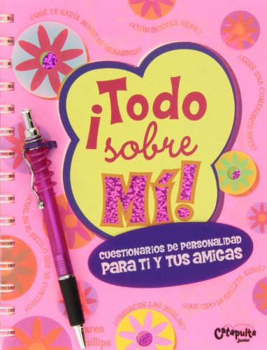 Todo Sobre Mi/ All About Me (Spanish Edition): Phillips, Karen