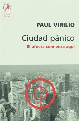 9789871081981: Ciudad panico (Spanish Edition)