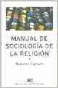 Manual de sociologia de la religion (Spanish: Roberto Cipriani