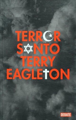 9789871117543: Terror santo (Spanish Edition)