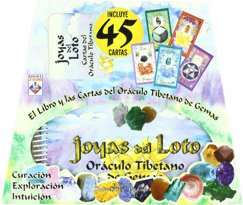 9789871124053: El Libro y Las Cartas del Oraculo Tibetano de Gemas (Spanish Edition)