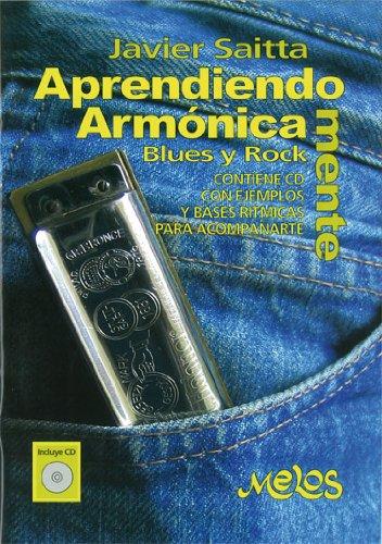 9789871126965: APRENDIENDO ARMONICA+CD