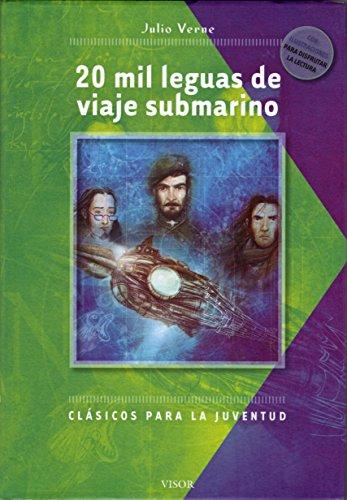 9789871129492: 20 mil leguas de viaje submarino/ 20000 Leagues Under the Sea (Clasicos Para La Juventud / Youth Classics) (Spanish Edition)