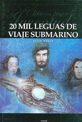20 mil leguas de viaje submarino/ 20000: Jules Verne; Pez;