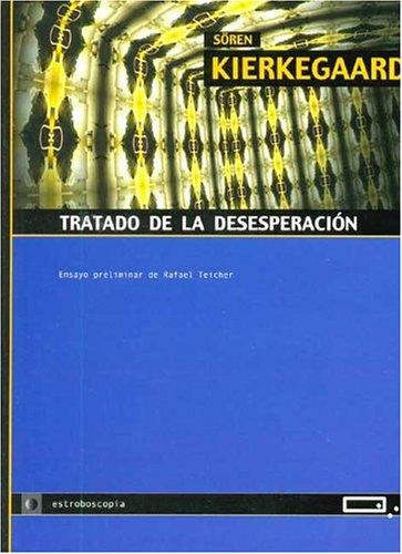 9789871139118: Tratado de La Desesperacion (Spanish Edition)