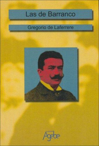 9789871165360: Las de Barranco (Clasicos Agebe) (Spanish Edition)
