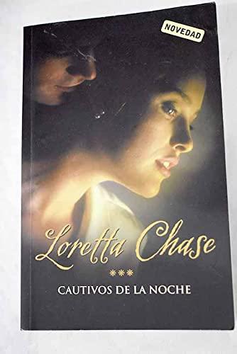 9789871173280: CAUTIVOS DE LA NOCHE (Spanish Edition)